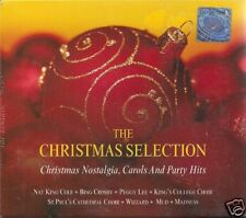 3 CD Peggy Lee, Beach Boys, Blondie, Madness, MUD 'Christmas Selection' Nuovo/Scatola Originale
