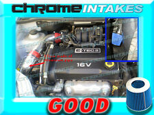 RED BLUE 04 05 06 07 08 CHEVY AVEO BASE/LS/LT 1.6 1.6L I4 COLD AIR INTAKE KIT
