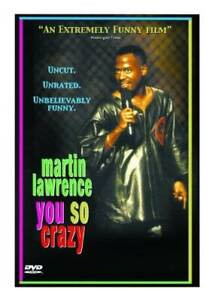 Martin Lawrence: You So Crazy - DVD By Various - VERY GOOD