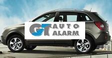 MODULO ANTIFURTO ALZAVETRI CRISTALLI GT AUTO ALARM 467 GT467 UNIVERSALE 2 VETRI