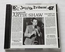 Jazz Tribune No.67 Artie SHAW Vol.5/6 1944/1945 FRENCH 2CD RCA ND 89914(1992) M
