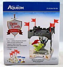 Aqueon - Betta Castle Aquarium Kit (Stackable) 0.5 Gal. (New)