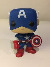 Funko POP Marvel Universe Captain America Vinyl Figure #06