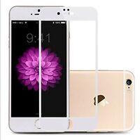 iPhone 7 PLUS  - Film protection écran en Verre trempé avec contour coloré