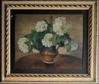 Il Novecento italiano, quadro olio su tela Ugo Piatti, pittore e musicista.