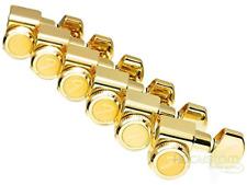 Fender 0990818200 Locking Tuners, Gold