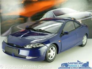 FORD COUGAR MODEL CAR BLUE LARGE 1:24 SCALE OPENING PTS DEALER SPECIAL SPORTS K8