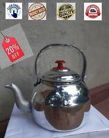 Aluminum Tea Coffee Kettle Vintage Tea Pot with Handle 2.5L Kitchen Tool