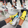 WOMENS LADIES LACE UP CHUNKY SNEAKERS PARTY TRAINERS LACE UP WALKING WOMEN SHOES