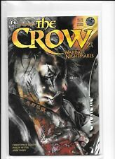 The Crow - Issue 2 - Kitchen Sink Comix - Comic - 1997 - Walking Nightmares...