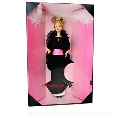 Muñeca Barbie 1998 diamantes definitivamente fina colección de joyas primero en serie