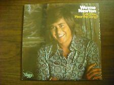 WAYNE NEWTON - CAN'T YOU HEAR THE SONG ? - LP