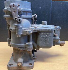 Chrysler Imperial 1932 -1933 Stromberg EE 3 Carburetor 1 3/16 Inch