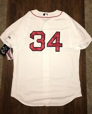 David Ortiz Authentic On-Field Majestic Boston Red Sox Jersey Size 52 2XL