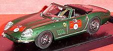 FERRARI 275 GTB 4 Spyder Ferrari días 1983 Verde Verde Metálico 1:43 MEJOR BOX