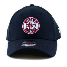 Boston Red Sox New Era NBA Team 39Thirty Hat In Navy - Flex Fit Baseball Cap Gym