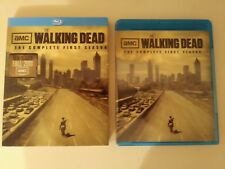THE WALKING DEAD Complete First Season Blu-ray 2 Discs