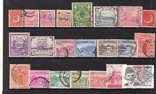 Pakistan Valores del año 1948-94 (DM-623)