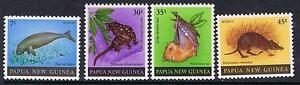 Papua New Guinea 1980 Mammals MNH