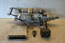 Mercedes C270 CDi ECU A6121534979 W203 C Class Ignition Switch Set 2002