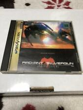RADIANT SILVERGUN Sega Saturn SS Japan Import F/S retro game
