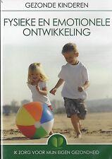 Kind En Gezondheid - Fysieke En Emotionele Ontwikkeling.  New  dvd in seal