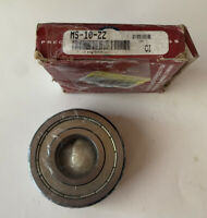 CONSOLIDATED BEARING MS-10-ZZ / MS10ZZ (NEW IN BOX)
