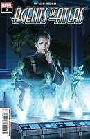 Agents of Atlas #3 Marvel Comic 1st Print 2019 NM