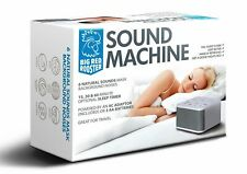 Lullaby 6 Sound Machine and Projector Soothe Baby Infant Nursery Auto Turn Off