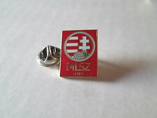 a3 UNGHERIA federation nazionale spilla football calcio‎ soccer pins hungary