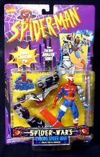 Spider-Wars Cyborg Spider-man Action Figure New 1996 Toy Biz Marvel Amricons