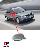 FOR SKODA SUPERB 2006 - 2008 NEW WING MIRROR COVER CAP PRIMED RIGHT O/S