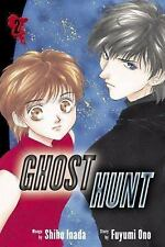 Ghost Hunt, Vol. 2, Ono, Fuyumi, Inada, Shiho, Acceptable Book