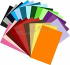 A4 Coloured Craft Card Approx 240-255gsm - Choose Colour and Pack size Free P&P