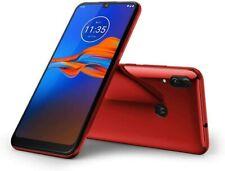 Motorola Moto E6 Plus 32GB XT2025-1 Unlocked Dual SIM Phone Cherry Red (USED)