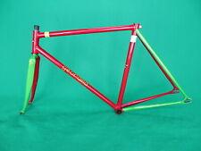 Georama NJS  Keirin Frame Set Track Bike Single Speed Columbus Max Fork 51cm