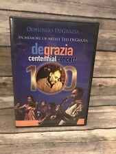Degrazia Centennial Concert (DVD, 2010) In Memory of Artist Ted DeGrazia Rare VG