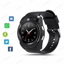 Bluetooth Montre Intelligente SIM Smart Watch pour Android Samsung iPhone IOS