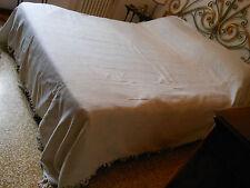 Copriletto cotone spinato leggero 3 teli 273X260 Bedcover B26 ^