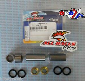 Honda CR80R CR80RB CR85R 2000 - 2013 All Balls Swingarm Bearing & Seal Kit