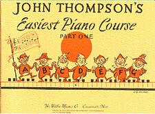 THOMPSON EASIEST PIANO CRS 1 CLSC BK, Default setting, FMW - WMR000297