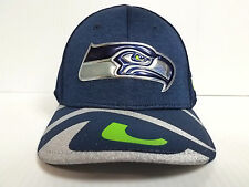 12f3acdd0c4 TODDLER Seattle Seahawks Cap New Era 39Thirty Stretch Fit 2017 NFL Draft  Day Hat