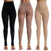 Women Stretchy Stockings Tights Men Plus Size Club Dance Warm Pantyhose Bodyhose