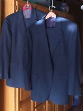 Lot of TWO  Hart Schaffner Marx Wool Suits 40