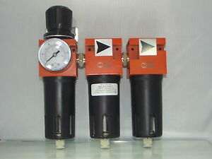 Breathing Air Coalescent Filter Triple Filtration System, Air mask, Devilbiss