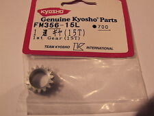 KYOSHO FANTOM, EVOLVA, 1/8TH, 15T PINION GEAR, 1ST GEAR, FM356-15 L