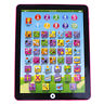 Tablet PC infant early education machine bilingual baby dot reading machine YJ