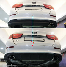 Oem Dual Rear Diffuser Ler Cover Fit Kia New Optima 2017