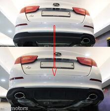 Oem Dual Rear Diffuser Ler Cover Fit Kia New Optima 2017