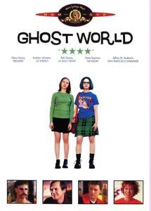 Ghost World (Thora Birch, Scarlett Johansson, Steve Buscemi) New Region 2 DVD
